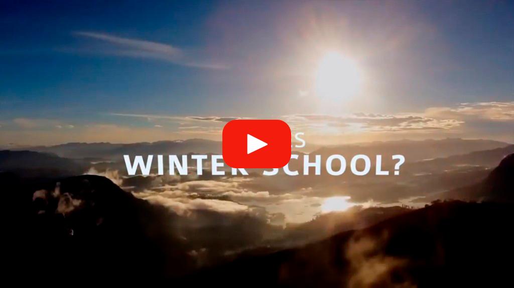 La experiencia Winter School