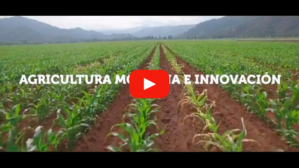 Agricultura moderna, eficiente y sostenible